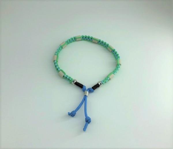 EM Keramik Band happy summer blue green